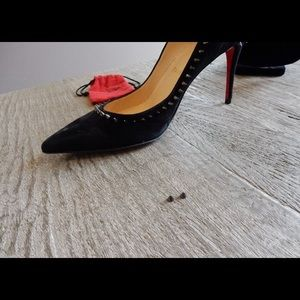 1e77e95b085 Christian Louboutin Replacement Spikes